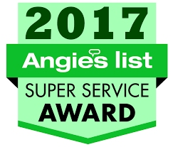 Custom Masonry and Fireplace Design Earns Esteemed Angie's List Super Service Award
