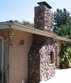 San Diego Chimney Gallery Custom Masonry And Fireplace