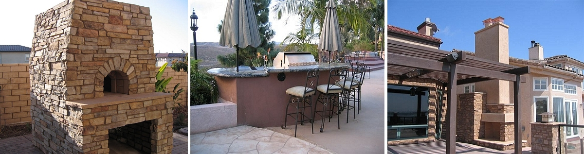 San Diego Custom Masonry Photos