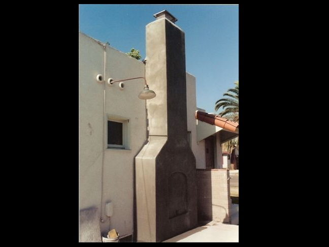 San Diego Stucco Chimneys Photos Custom Masonry And Fireplace Design Of San Diego