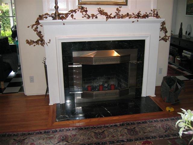 Marble And Granite Fireplace Photos In San Diego Custom Masonry