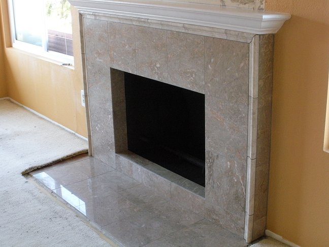 Marble And Granite Fireplace Photos In San Diego Custom Masonry