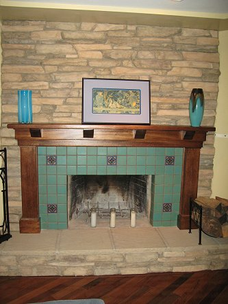 Fireplace Tile Design Ideas faux corner fireplace tile surround A Common Way To Use Tile On A Fireplace Is To Install It On The Fireplace Surround Where The Tile Is Applied To The Area Directly Surrounding The Fireplace
